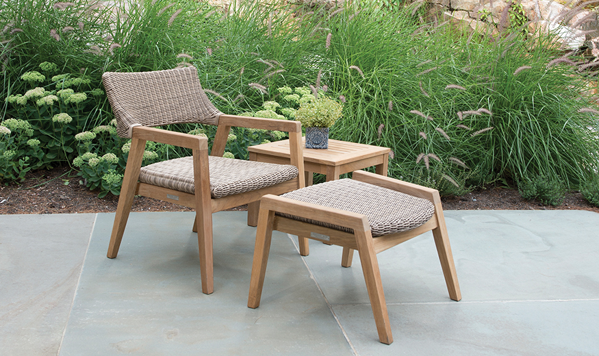 Ordinaire Kingsley Bate: Elegant Outdoor Furniture
