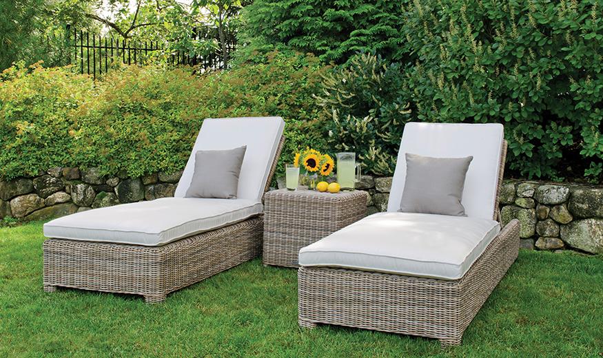 Slide 1 - Kingsley-Bate: Elegant Outdoor Furniture