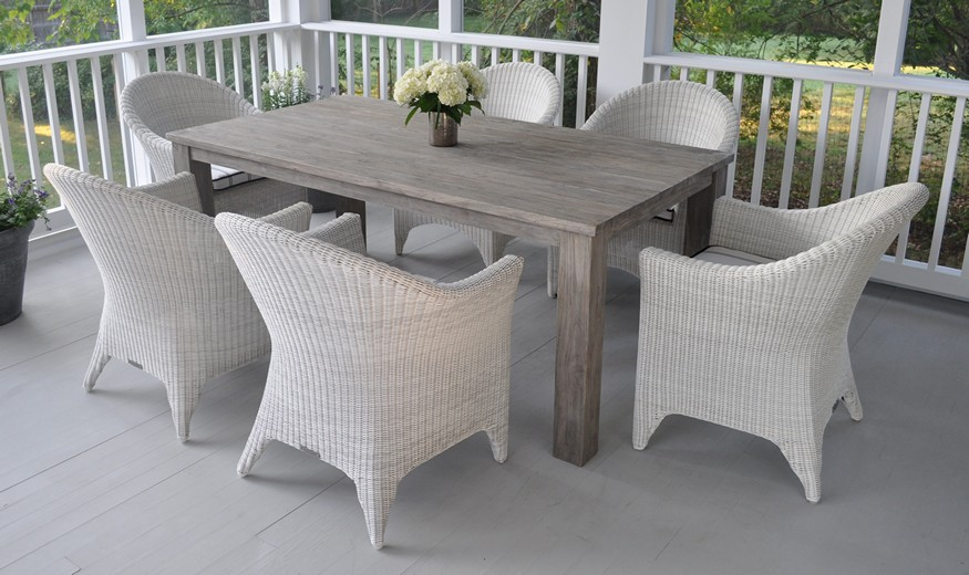 Kingsley Bate: Elegant Outdoor Furniture