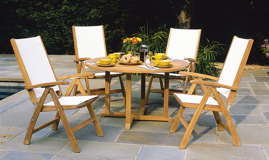 Kingsley Bate: Elegant Outdoor Furniture