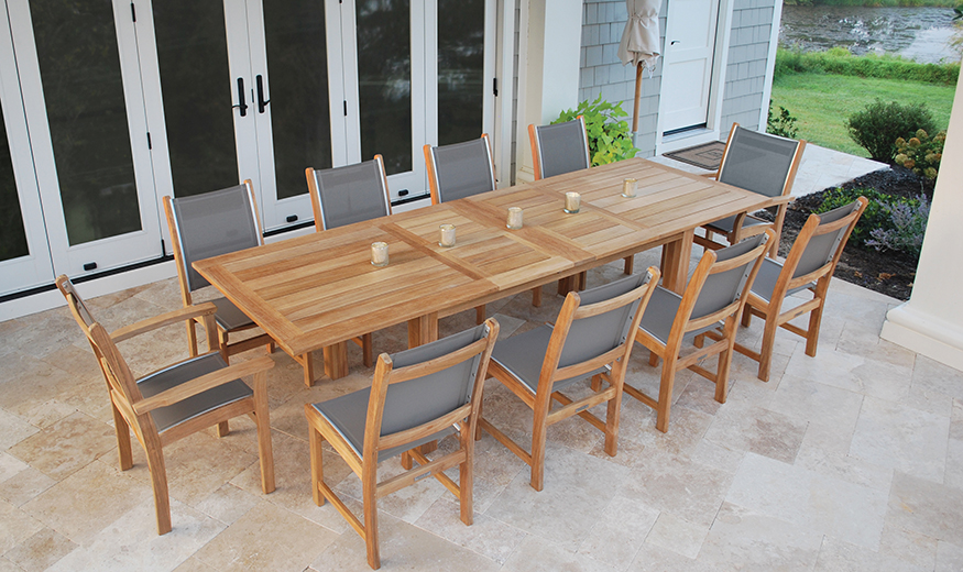 Kingsley Bate Elegant Outdoor Furniture, Kingsley Bates Furniture