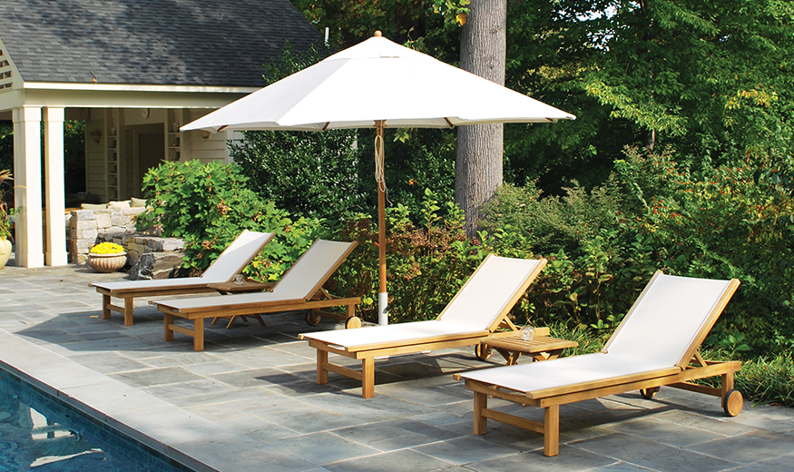 Kingsley Bate Elegant Outdoor Furniture Part 40