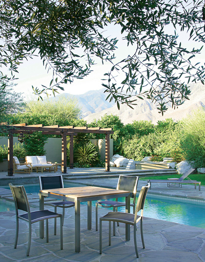 Kingsley-Bate: Elegant Outdoor Furniture